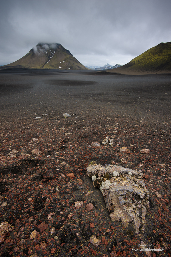 Volcan hattafell