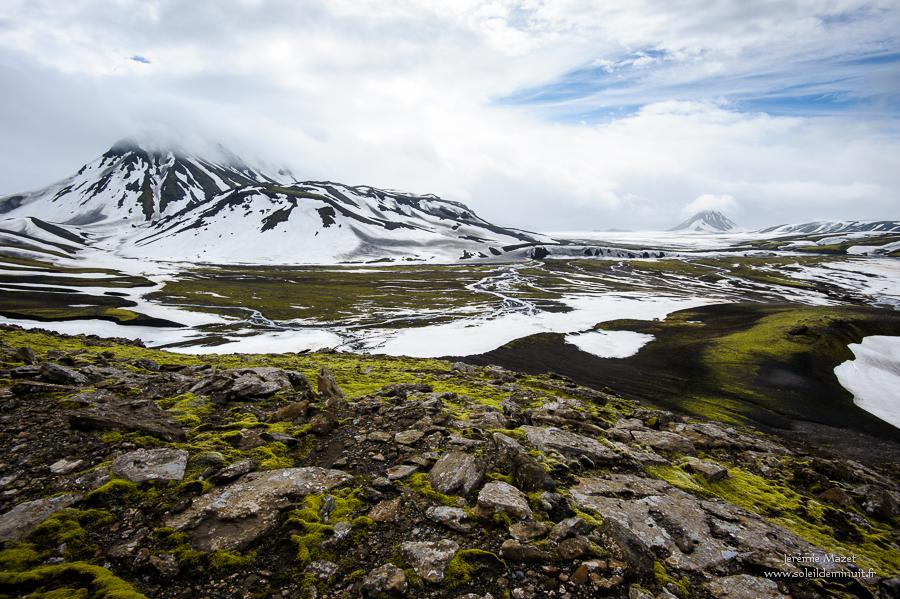La réserve naturelle de Fjallabak