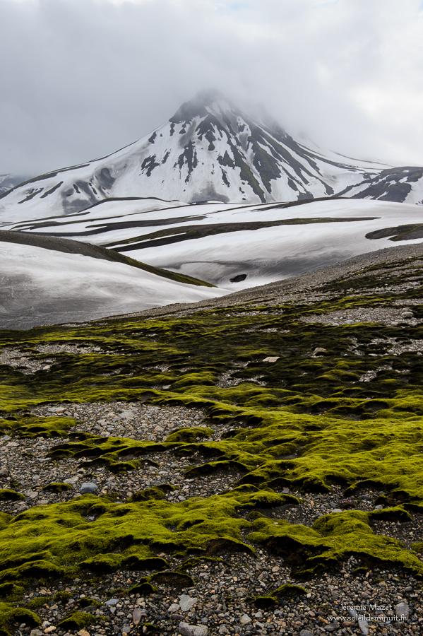 Sommet Strutur en Islande