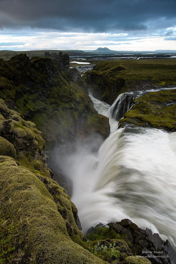 cascade Litla-Gullfoss