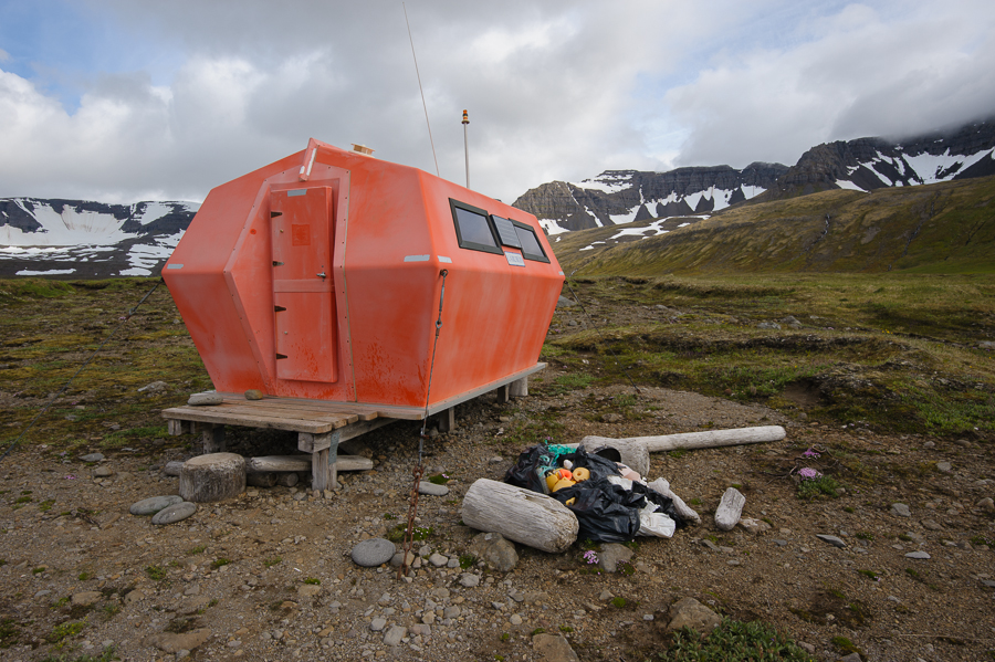 refuge de secours islande