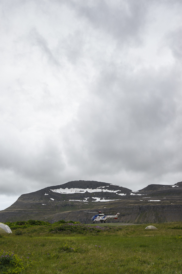 hélicoptère ICE-SAR en Islande