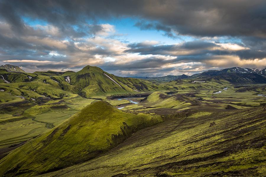 trekking en Islande