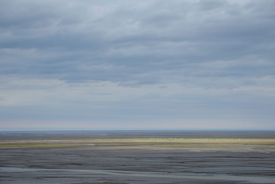 paysage de plaine en islande