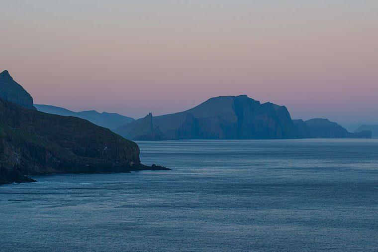 Voyage aux Îles Féroé : l'île de Mykines (2/2)